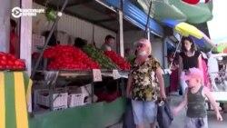 В Кыргызстане подорожали продукты