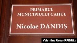 Moldova, Nicolae Dandiș, Mayor of Cahul, octombrie 2020