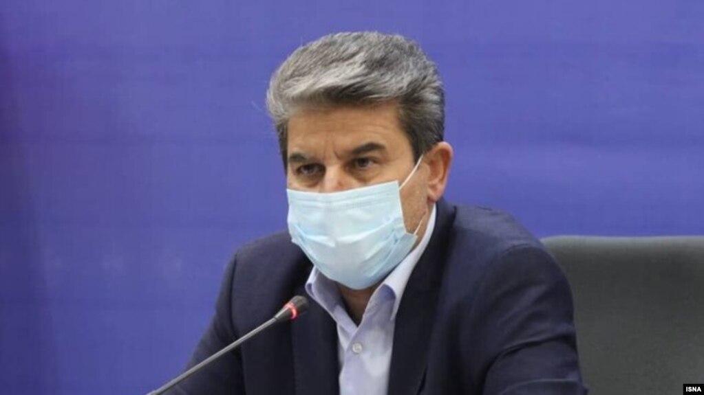محمدمهدی شهریاری، استاندار آذربایجان غربی