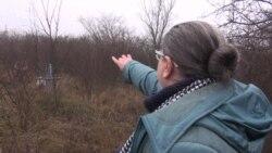Голодомор на Луганщині. Місцеві жителі показали місце масового поховання (відео)