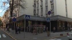 Добровольці вимагали розслідування «Іловайської справи» (відео)