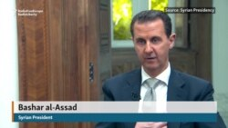 Assad Denies Chemical Attack