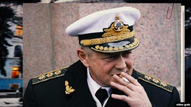Ігор Тенюх, із 27 лютого 2014 року в.о міністра оборони України