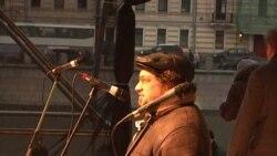 """Яблоко"" на Болотной: Андрей Бабушкин"