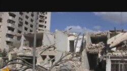 مخلفات تفجيرات بغداد