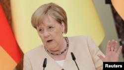 انگلا مرکل٬ صدراعظم جرمنی