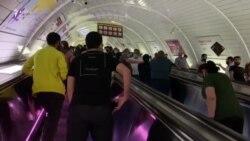 Metro açıldı: 'Havalandırma sistemi virusun qarşısını almır'