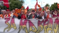 Death Threats At Macedonian Rally