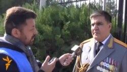 Гуфтугӯ бо муовини вазири умури дохилии Тоҷикистон