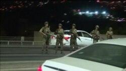 Турецкие военные перекрыли движение по мостам через Босфор