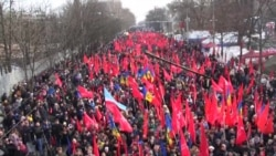 Moldova Protests Continue Following Nomination For New Prime Minister