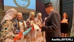 """Йошкар-Олада """"Мин татарча сөйләшәм"""" чарасы"""