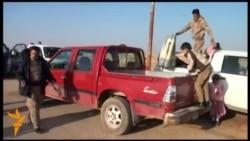 До міста Кербела в Іраку прибувають утікачі з Фаллуджі й Рамаді