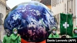 بحران اقلیمی مشکلی فرامرزی است و همه دنیا از پیامدهای آن آسیب میبیند