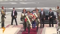 Темир Сариевдин Душанбеге визити