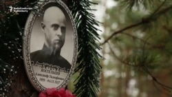 Russians Remember Victims Of Stalin's Great Terror