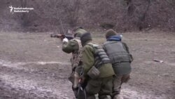 Ukrainian Military, Separatists Both Hold Drills As Tensions Rise