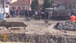 Протести во Украина и Грузија, чистење по поплавите во Србија