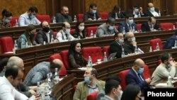 Армения парламенті.