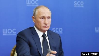 Putin Says External Pressure On Belarus Kyrgyzstan Moldova Unacceptable