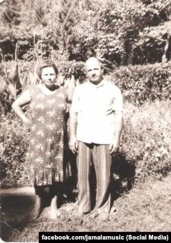 Бабуся та дідусь Джамали