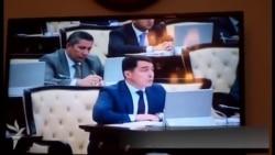Parlament haqda hesabata parlament üzvlərinin münasibəti...