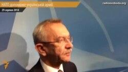 НАТО допоможе українській армії – Долгов
