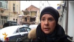 Татьяна Догилева о ситуации в Козихинском переулке