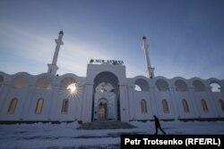 Мечеть «Нур-Астана». Нур-Султан, 17 ноября 2020 года.