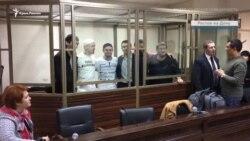 «Судовий бліцкриг» – шістьом фігурантам ялтинської «справи Хізб ут-Тахрір» оголосили вирок (відео)