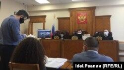 Заседание Cуда по интеллектуальным правам в Москве. 18 марта 2021 г.