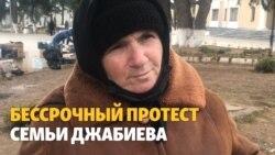 """""""Убили сына во второй раз"""". Протест в Цхинвали"""