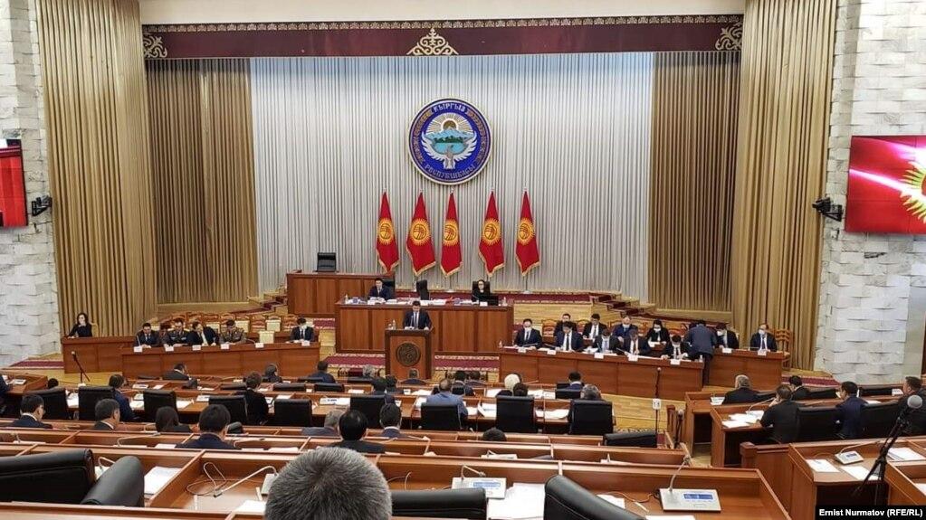 Референдум по Конституции Кыргызстана пройдет 11 апреляРеферендум по Конституции Кыргызстана пройдет 11 апреля