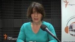 თავისუფლების დღიურები - ლიკა ბასილაია-შავგულიძე