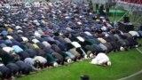 Казанда 15 мең кешелек зур ифтар узды