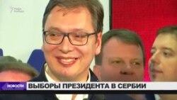 Вучич объявил о победе на президентских выборах в Сербии