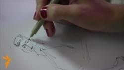 Донецькі художники за тиждень намалювали картини для власної мінівиставки