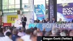 Obraćanje Dragana Čovića na sjednici HNS-a, Mostar (4. juni 2021.)