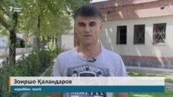 Шодиву нишот аз медали тиллои Дилшод Назаров
