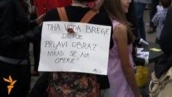 Organizatori zadovoljni ishodom protesta u Sarajevu