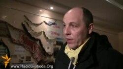 На Євромайдані оголошена мобілізація через можливість штурму – Парубій
