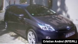 Victor Ponta a cumpărat în leasing un model Toyota Prius hibrid pentru PSD.