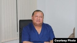 Маркум Сарбагыш Иманалиев.