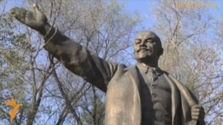 Ленин в топонимике Алматы