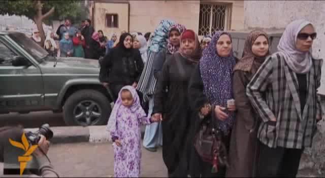 Egjipti voton referendumin kushtetues