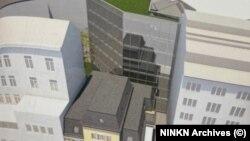 """Вариант за ново строителство на """"Ангел Кънчев"""" 3, валиден към 30 май 2021 г."""