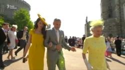 Британія: гості прибувають на королівське весілля – відео