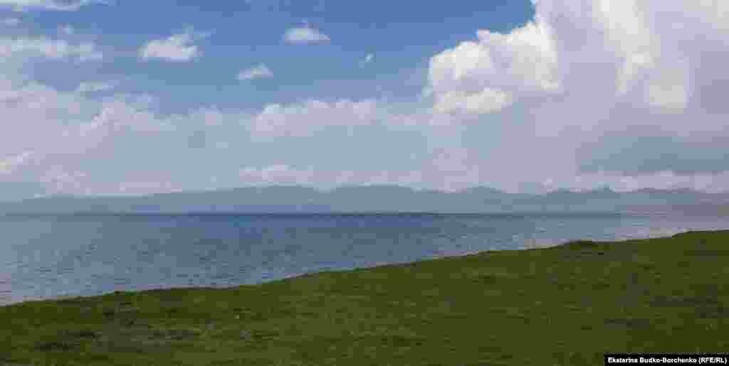 Озеро Сон-Куль.