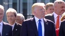 Каква беше првата година на Трамп на светската сцена?