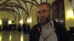 Художник Ярослав Горбаневский о требовании освободить политзаключенных в России